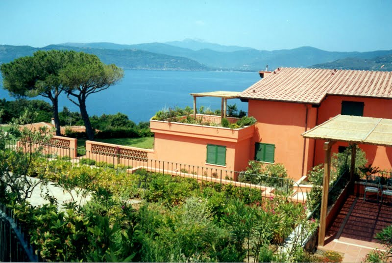 SPLENDIDA CASA A CAPOLIVERI (ISOLA D\'ELBA) - The Golfer Case ...