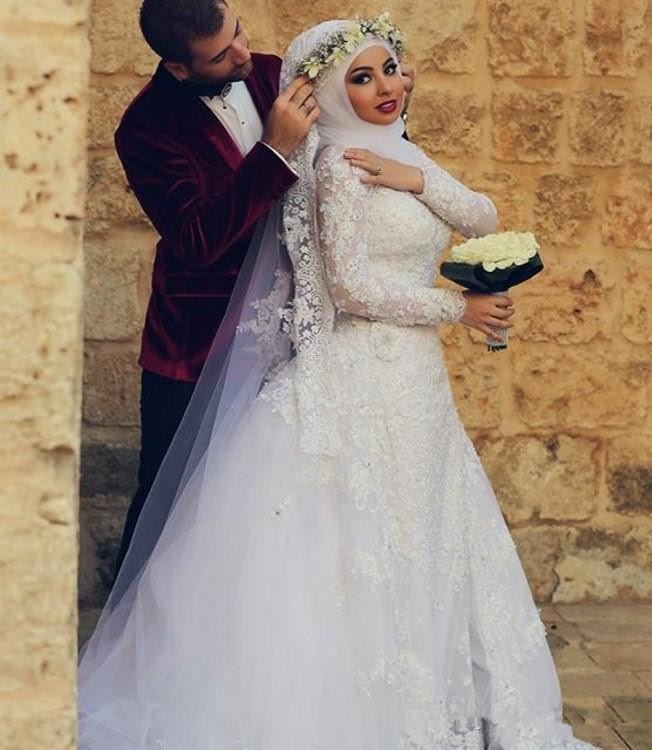 Robe Mariage Genre Hijab Fille Voilée The Lovely Hijab