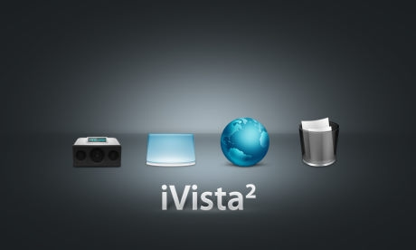 iVista Icons for Icon Packager