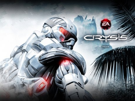 Official Crysis HD Wallpaper
