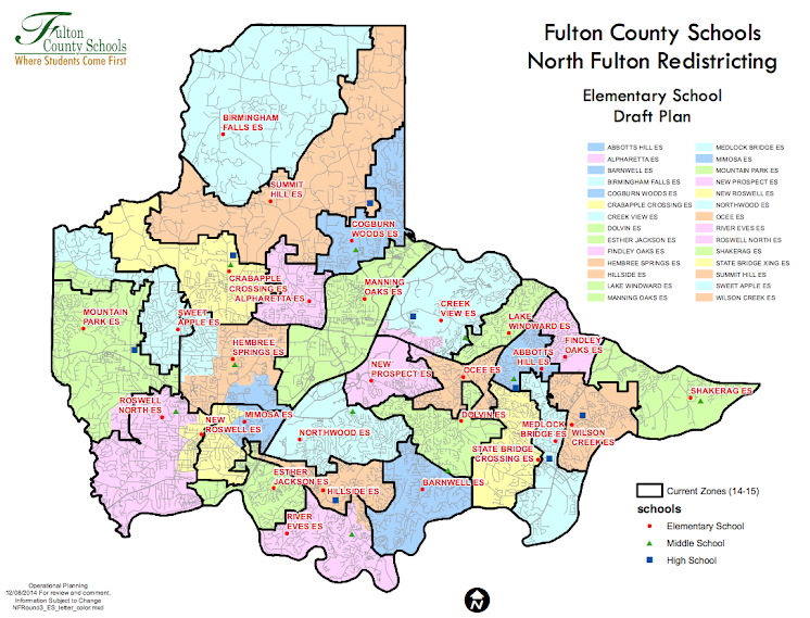 The United States Department of Agriculture HealthierUS School Challenge  (HUSSC) Bronze Award has been awarded to 38 elementary schools in Fulton  County.