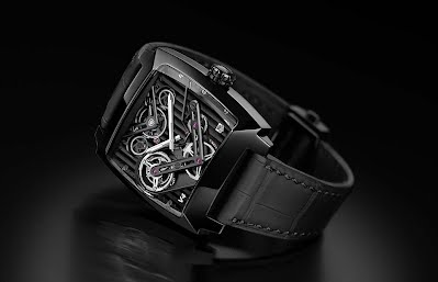 Tag Heuer Monaco V4 Tourbillon replica