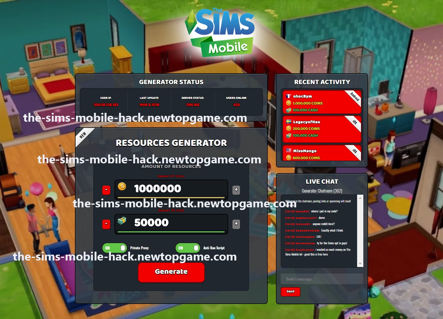 🐈 The sim mobile mod apk | The Sims Mobile Mod Apk With