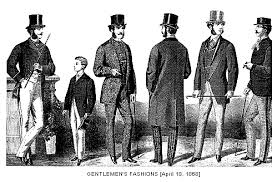 Clothing And Fashion Victorian Era Middle Class