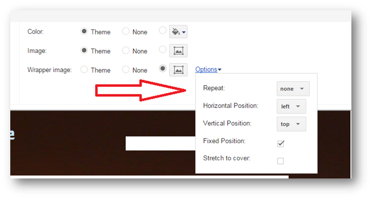 Formatting the Background for Your Google Site Part 2 - The Virtual