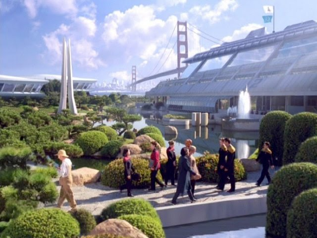 StarFleet Academy picture for StarFleet Genesis, the dream to build the academy