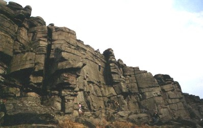 Thorpe Farm Bunkhouses - Stanage Edge