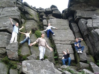 Chris Thorne - Stanage