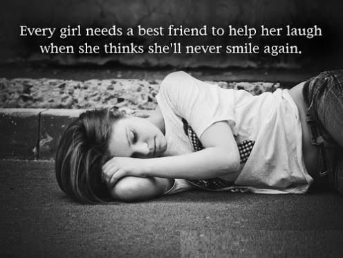 Sad Quotes About Friend Make You Cry - Though2deeply