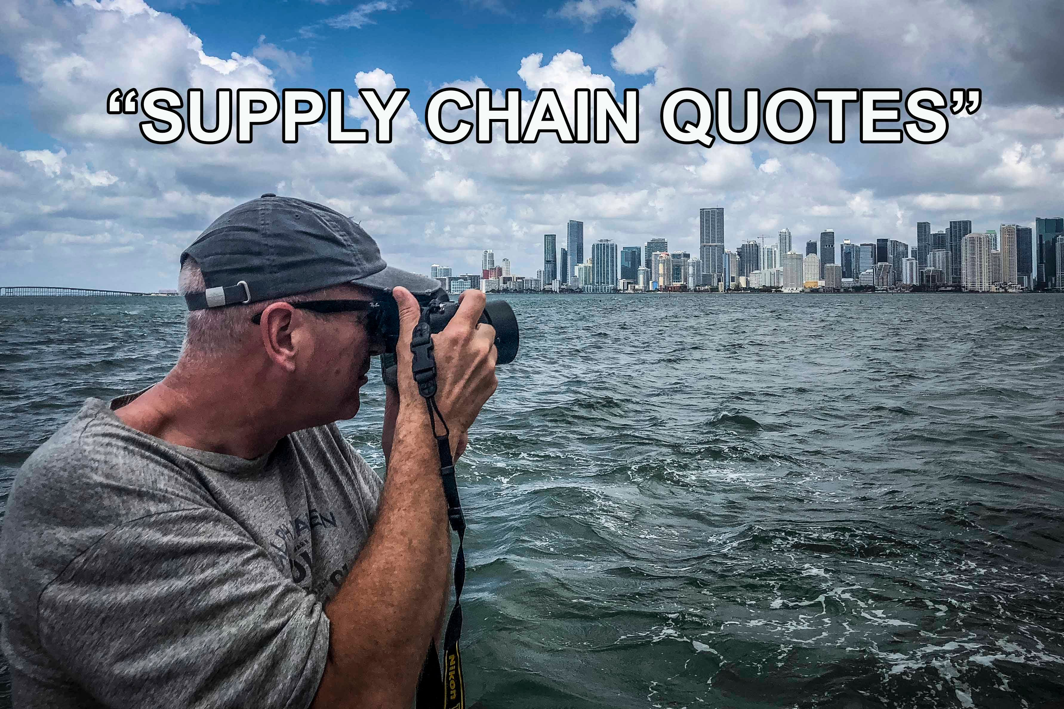 Supply Chain Quotes