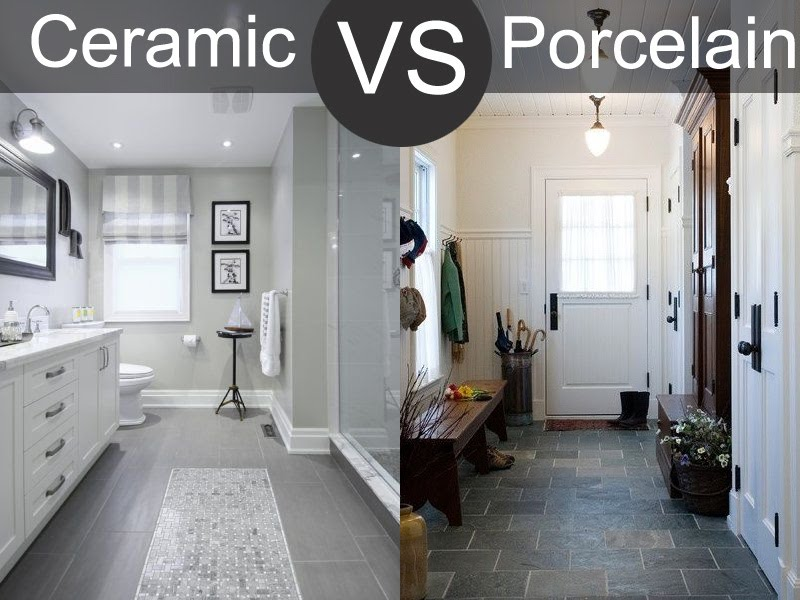 Ceramic Tile Vs Porcelain Guide Tilezone