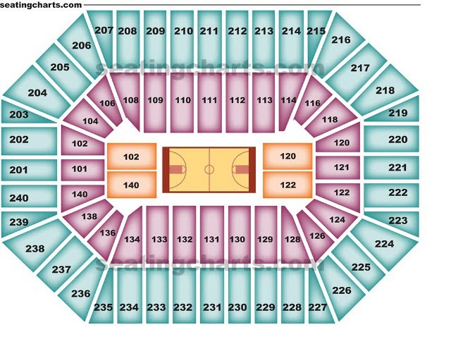 Minnesota timberwolves seating chart timberwolvesseatingchart com