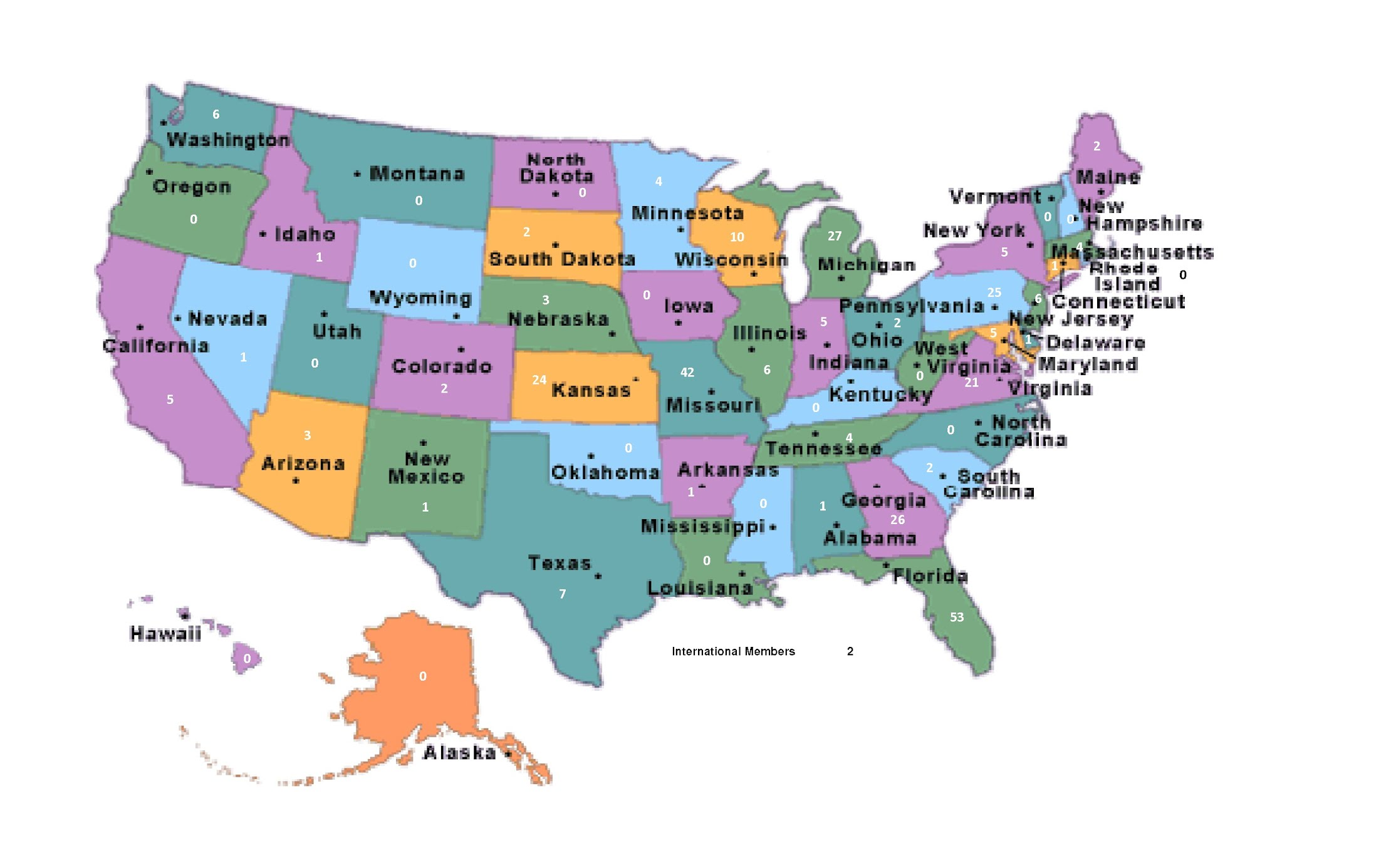 Map Of The State Of Michigan Uptowncritters - Michigan on the us map