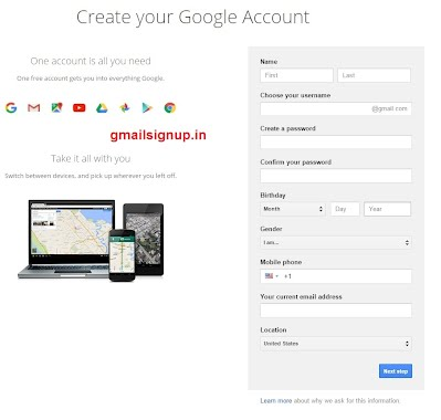 Gmail sign up gmail tips Google sites sign in