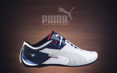 34f6b4c993d The BMW Power Race has all the things you d expect from a PUMA Motorsport  silhouette – a streamlined construction