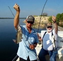 Tj 39 s guide service for Calaveras lake fishing guides