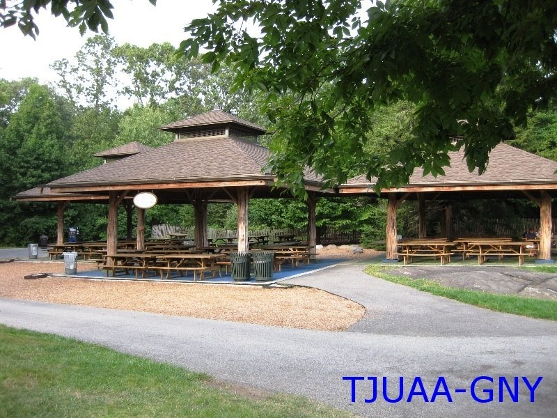 Clay Family Picnic Pavilions