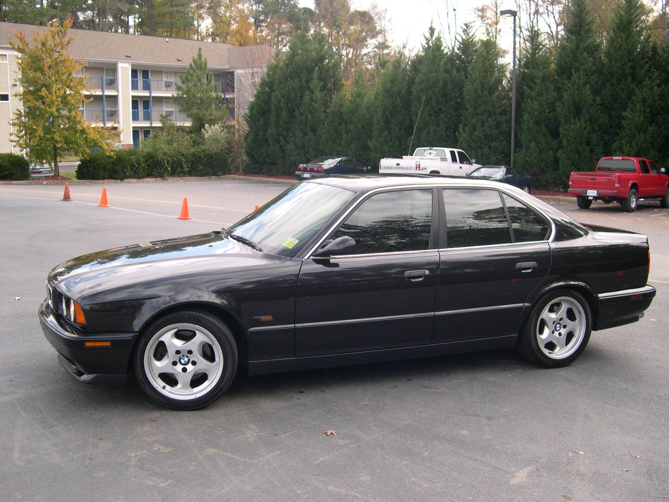 Carforsale tmccaskill rare 1995 bmw 540i m sport with 6 speed sciox Image collections