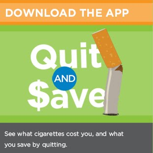 Tobacco Quit and Save App