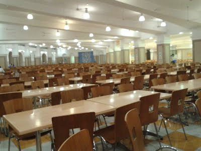 Food Courts in Infosys Mysore - Smart-House