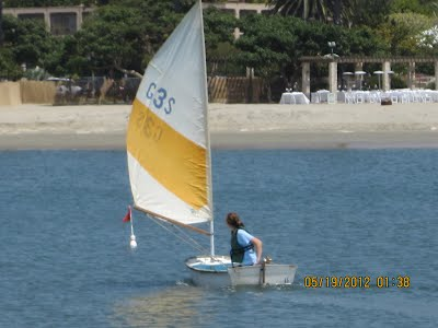 Sailing for Form at GAM 2012, Newport Dunes