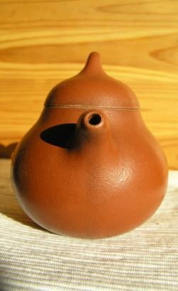 60's Zhu Ni Pear-shaped Teapot