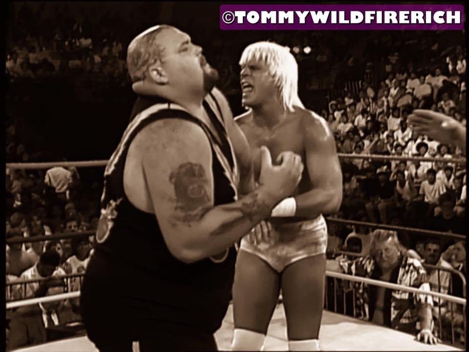 The Official Website Of Professional Wrestler Wildfire Tommy Rich