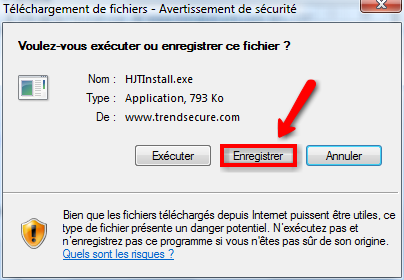 comment fonctionne hijackthis