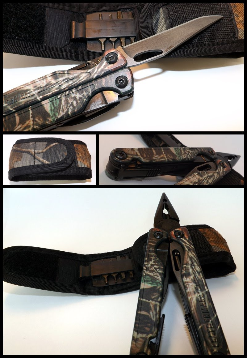 1af0bc768a Charge XTi - Cabela s Seclusion 3D Camo - Tools   Knives