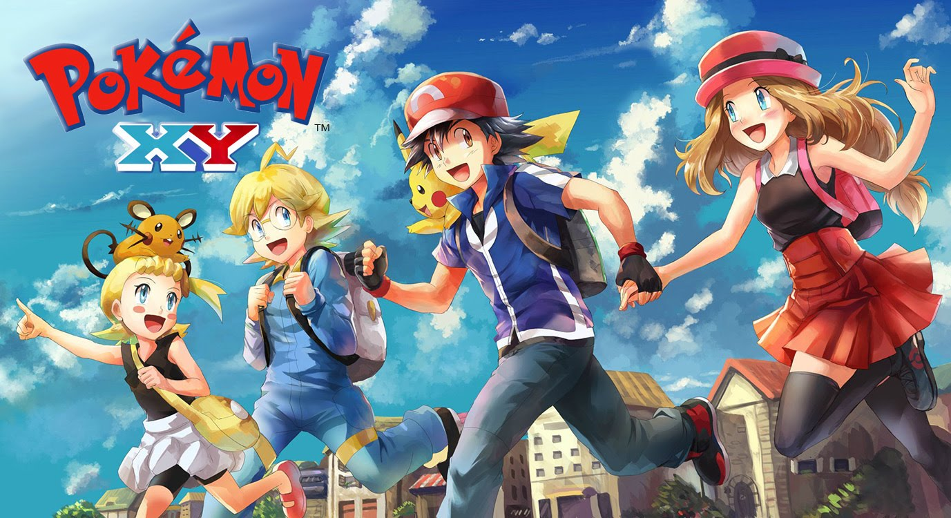 Pokemon Xy Toons Hindi