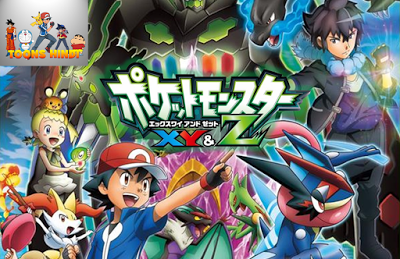 Pokemon The Series Xy Z Toons Hindi