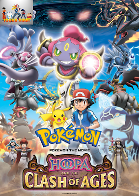 Pokemon The Movie Hoopa And The Clash Of Ages Toons Hindi