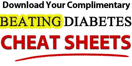 Beating Diabetes Cheat Sheets