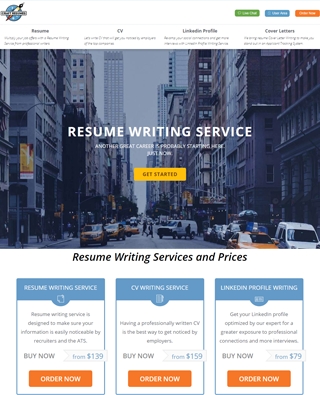 Top 5 Resume Writing Services 2019.OVERVIEW. The CraftResumes.com writing service ...