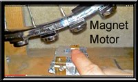 Top Magnetic Motor