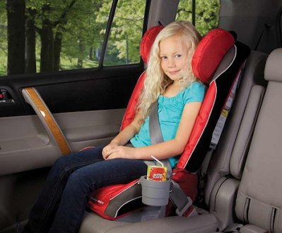 Booster Child Car Seat Airport Limo