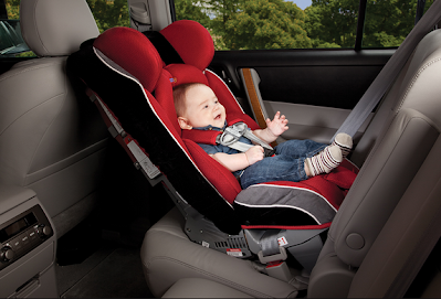Infant Rear Facing Car Seat Airport Limo