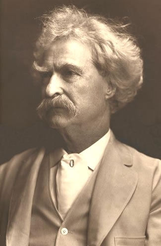 a biography of samuel langhorn clemens Samuel l clemens, the future mark twain, was born when halley's comet was  in the skies he died during the comet's return 74 years later in between.
