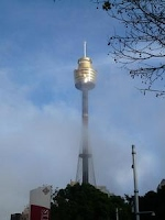 Sydney City Tower, Australie