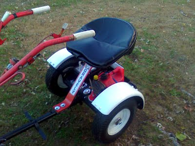 My Gravely Sulky Tractor Dre S Web Page