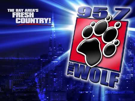 Krash Creative Solutions Country Imaging for 95.7 The Wolf