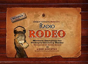 Radio Rodeo Moden Country Imaging