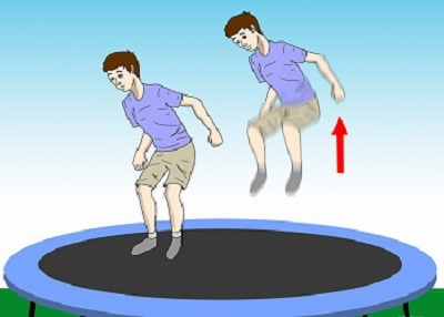 Wall running ll how to guide ll flip out trampoline arena youtube.