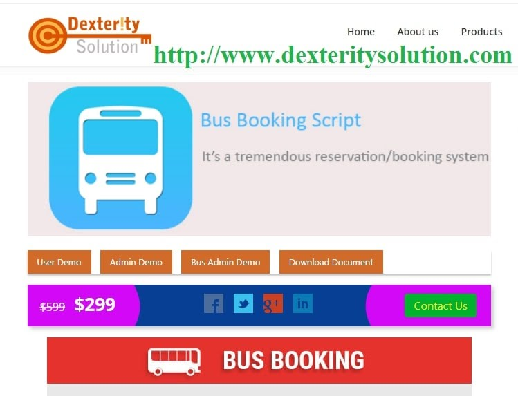 Bus Booking Software - Travel Booking Software
