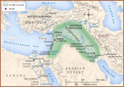 the fertile crescent essay The fertile crescent has been called the cradle of civilization for many years the cradle of civilization is the key to understanding when the human population began to thirve and create vilages, cities, and ultimantly states.