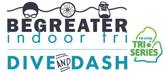 Be Greater Indoor Tri and Dive n Dash