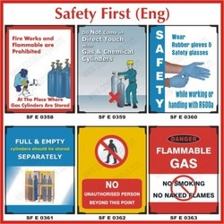 Safety Posters - Triple I Business Brokers