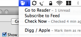 Reader Notifier