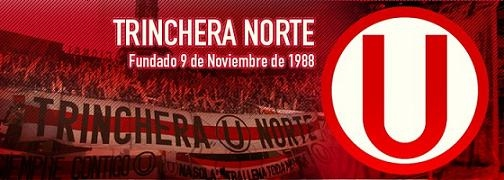 Historia de la trinchera u norte trujillo u norte for Murales trinchera u norte