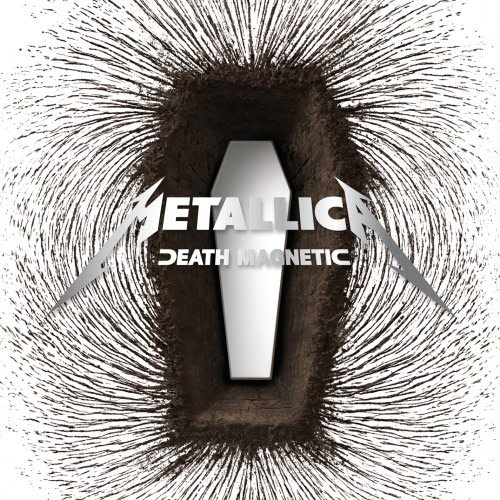 Tapa de Death Magnetic